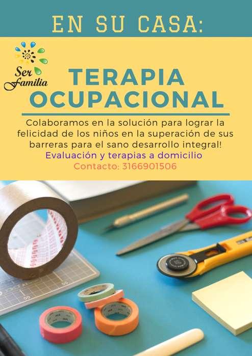 Servicio de Terapia Ocupacional, Neuropsicología, Neurodesarrollo