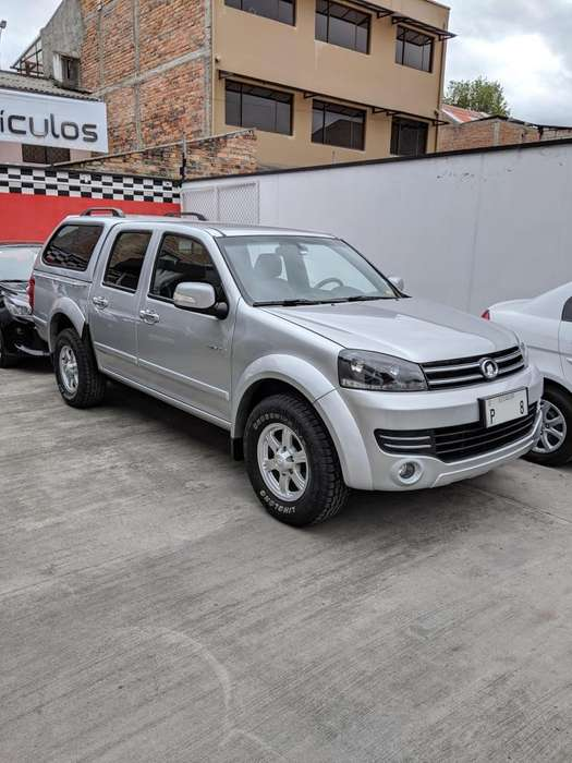 Great Wall Wingle 5 2018 - 38000 km