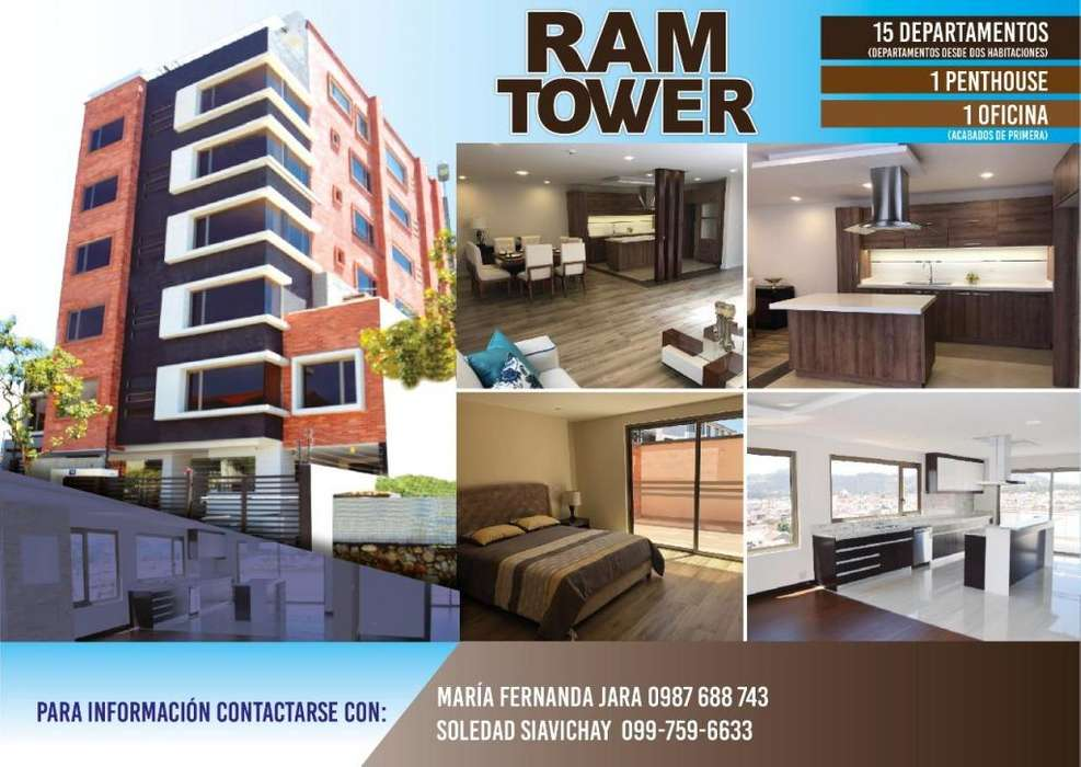 SE VENDE HERMOSA OFICINA, <strong>edificio</strong> RAM TOWER