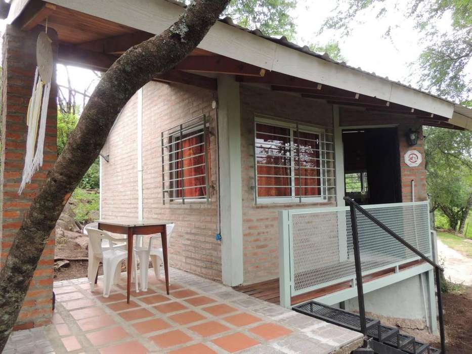 og22 - Casa para 2 a 4 personas con cochera en Salsipuedes