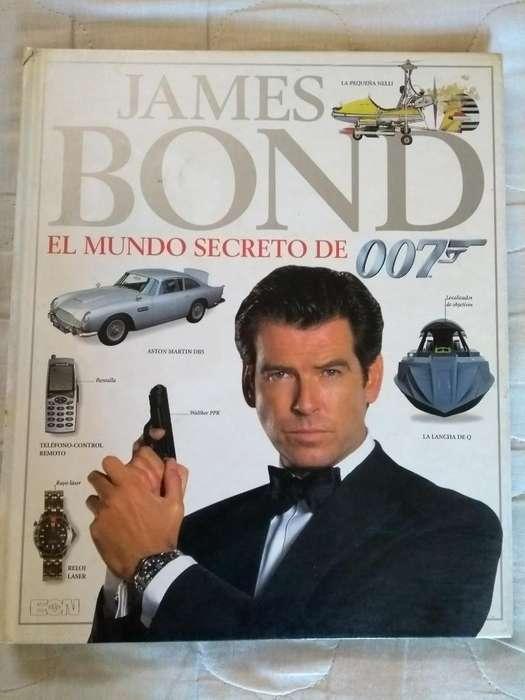 El Mundo Secreto de James Bond