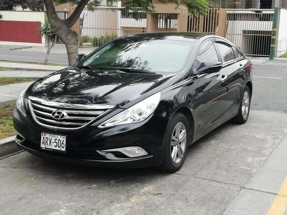 Hyundai Sonata 2013 - 53000 km