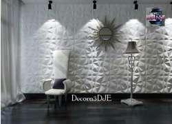 Decoracion Panel 3d