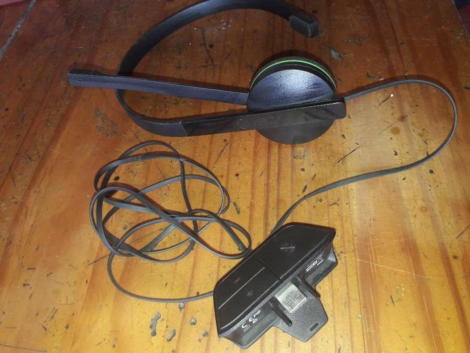 Auricular Microfono Xbox One