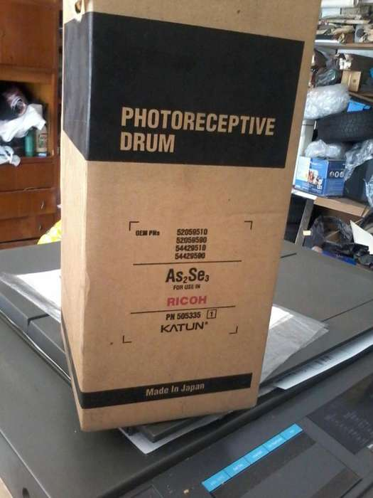 cilindro fotocopiadoras ricoh 4000