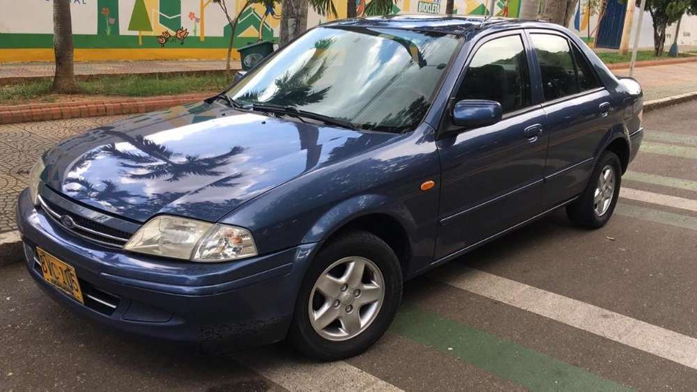 <strong>ford</strong> Laser 2001 - 165820 km