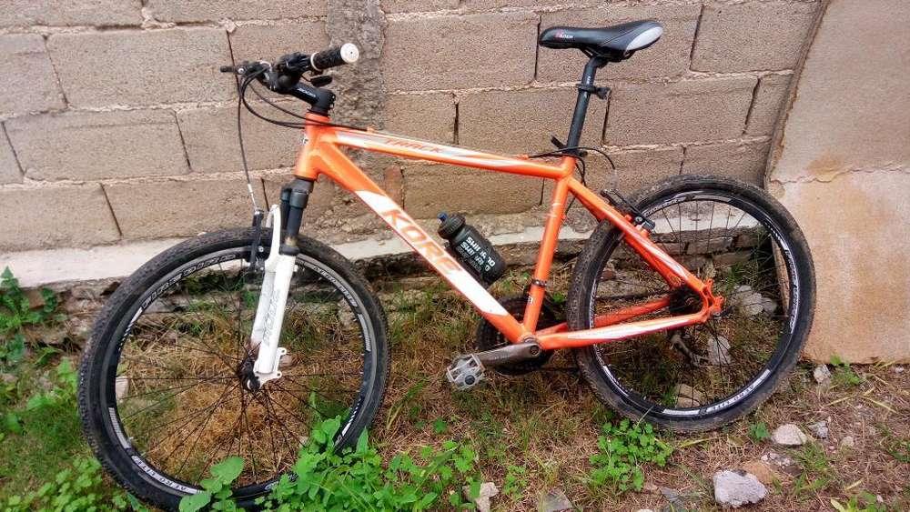 Bicicleta Rodado 26 de 21velocidades