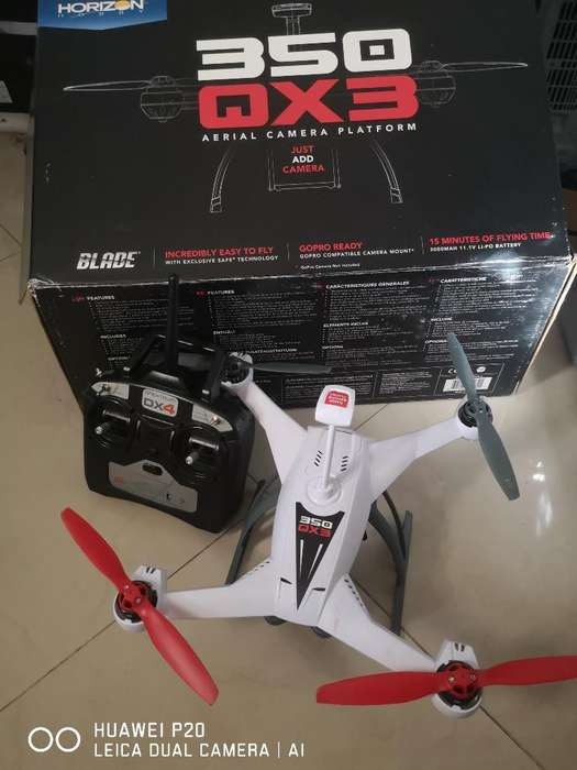 Drone Blade Qx3
