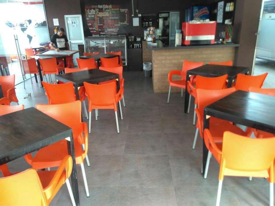 Mobiliario Completo para Cafe Restaurant