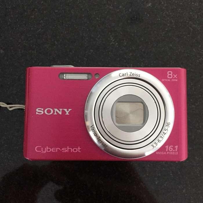 Camara Sony Cyber Shot 16.1 Megapixeles