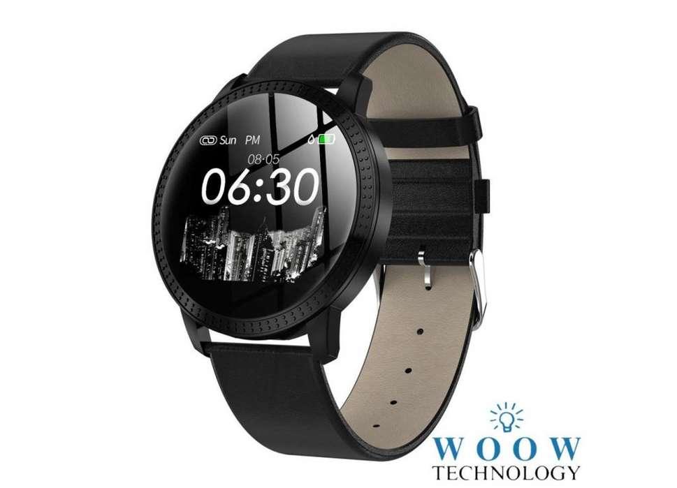 Reloj Inteligente Cf18 Ip67 Waterproof Smart Watch Fitness