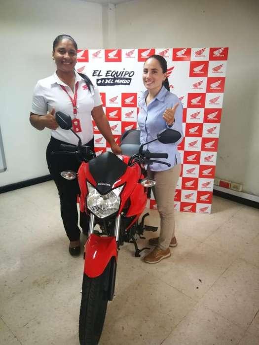 Tu Moto Honda Facil para Independientes