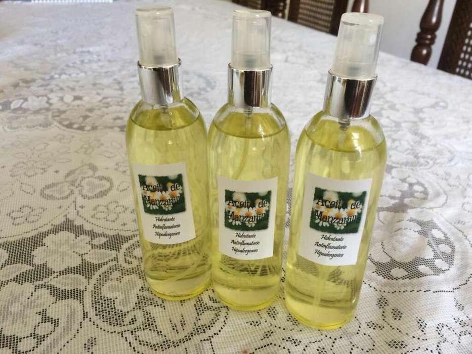 Aceite de Manzanilla 100porciento Natura