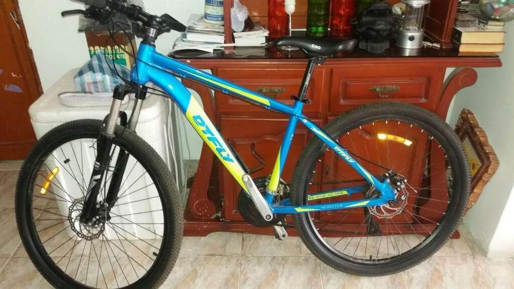 Bicicleta Montañera Marca Dtfly