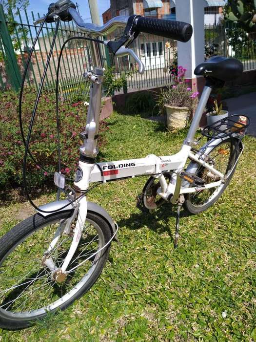 Bicicleta Aurorita Folding Town