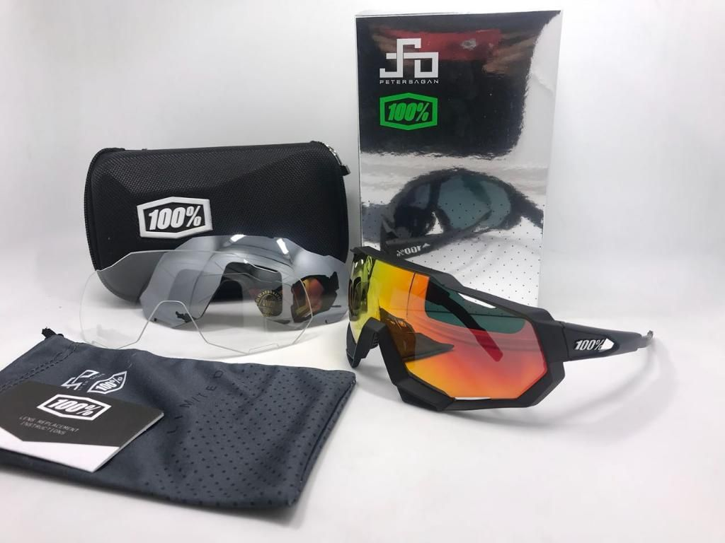 c08dfe6ee8 Gafas para Ciclismo Mtb Ruta 100 Sol - Dosquebradas