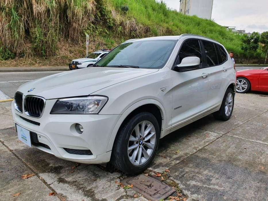 <strong>bmw</strong> X3 2012 - 60800 km