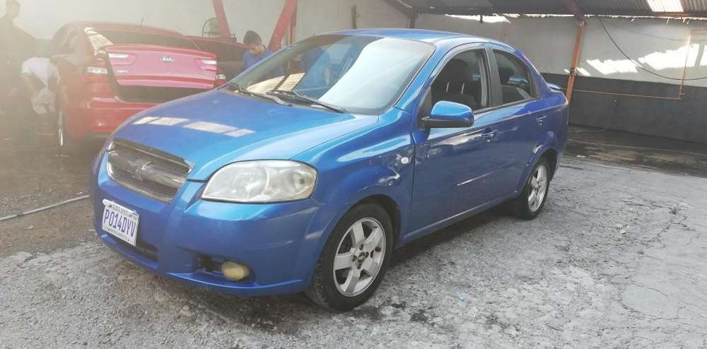 <strong>chevrolet</strong> Aveo 2007 - 89000 km