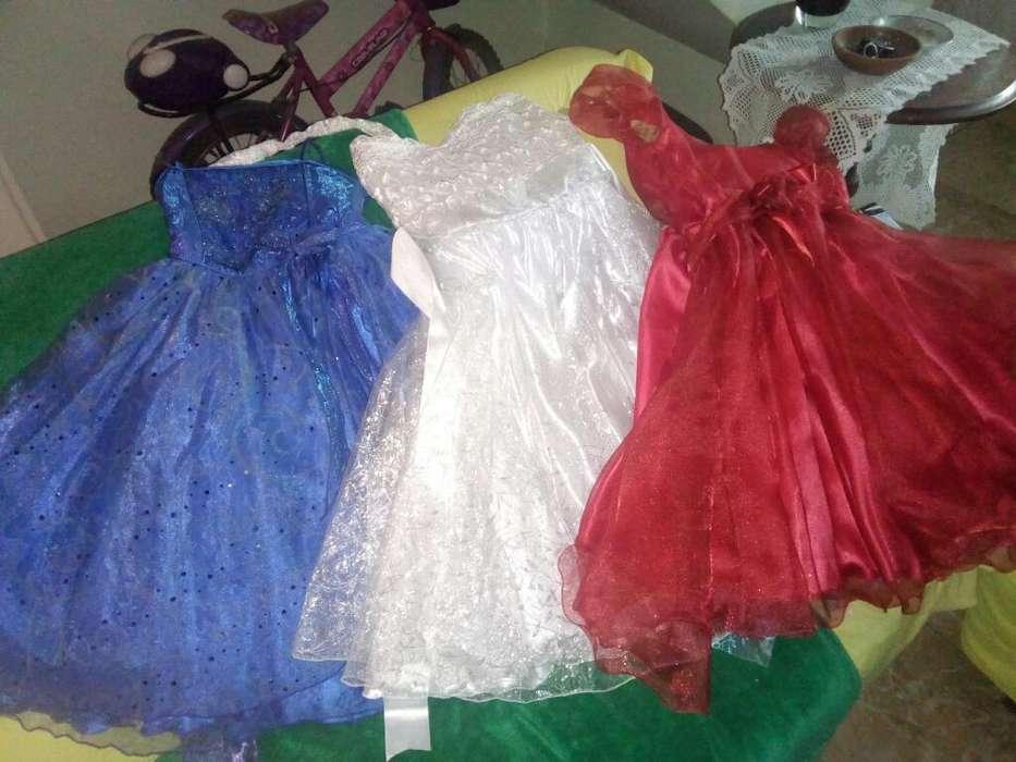 Vestido de Niñas para Fiestas