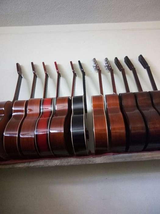 Guitarras Buena Calidad con Esruche
