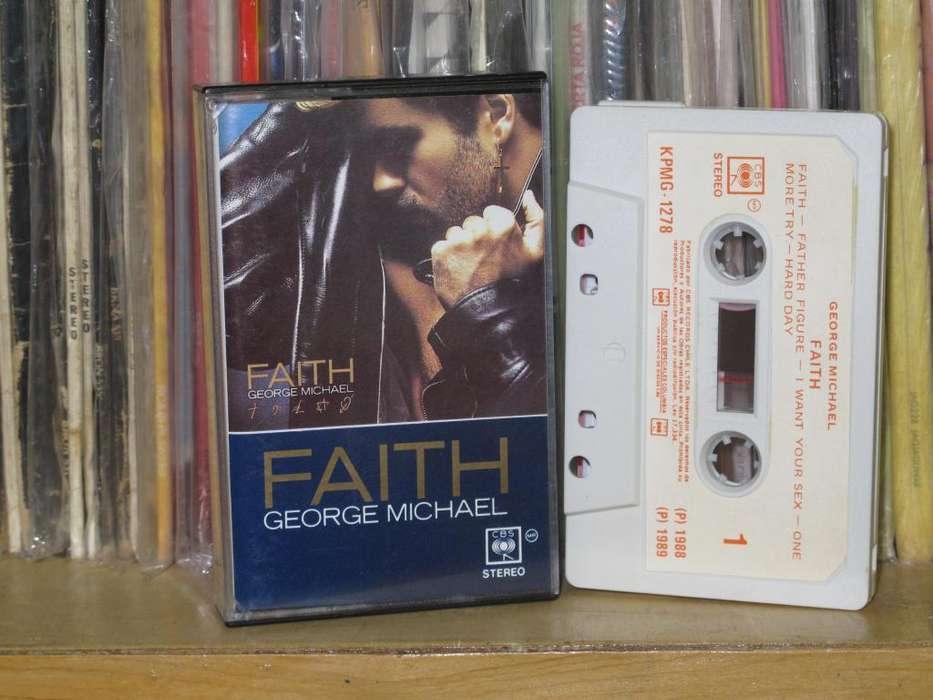 George Michael ? Faith Cassette CHI