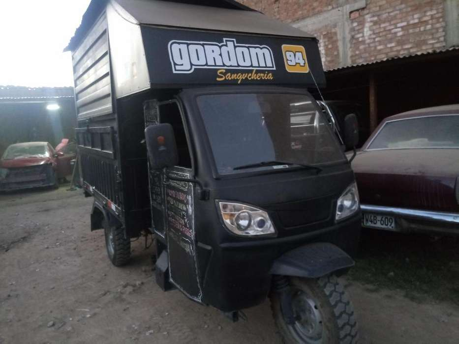 Food truck - operativo
