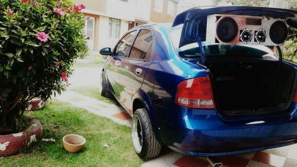 Chevrolet Aveo 2008 - 97000 km