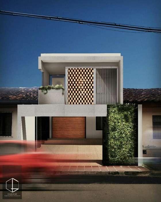 Planos Arquitectónicos para Curaduría