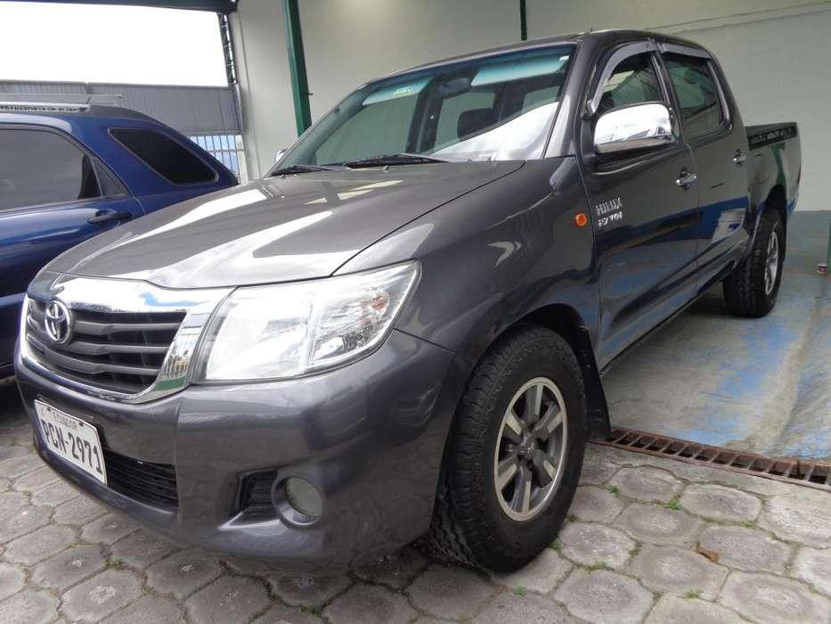 Toyota Hilux 2015 - 56034 km