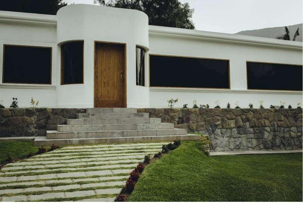 Venta Exclusiva Casa de <strong>campo</strong> Chaclacayo – Excelente Oportunidad At 1,340 m²