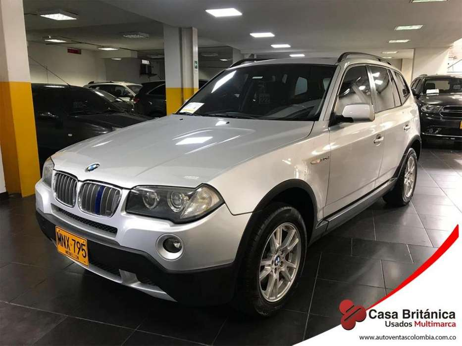 <strong>bmw</strong> X3 2008 - 138817 km