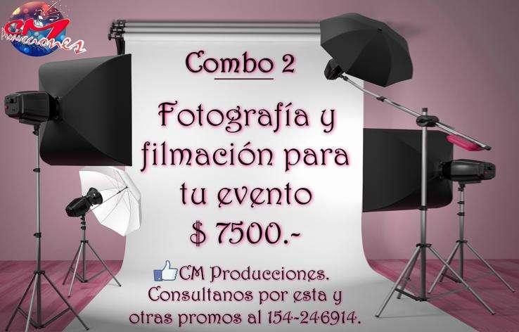 Filmacion O Fotografia