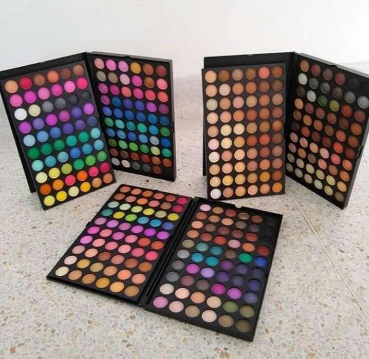Sombras Mac 120 Colores