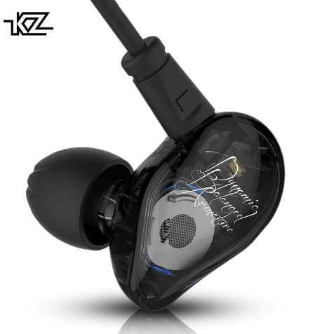 Audífonos Kz Ed16 Hifi Profesionales Estudio Dj Monitoreo