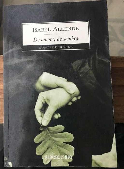 LIBRO DE AMOR Y DE SOMBRA - ISABEL ALLENDE