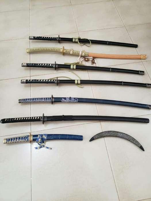 Juego de Espadas