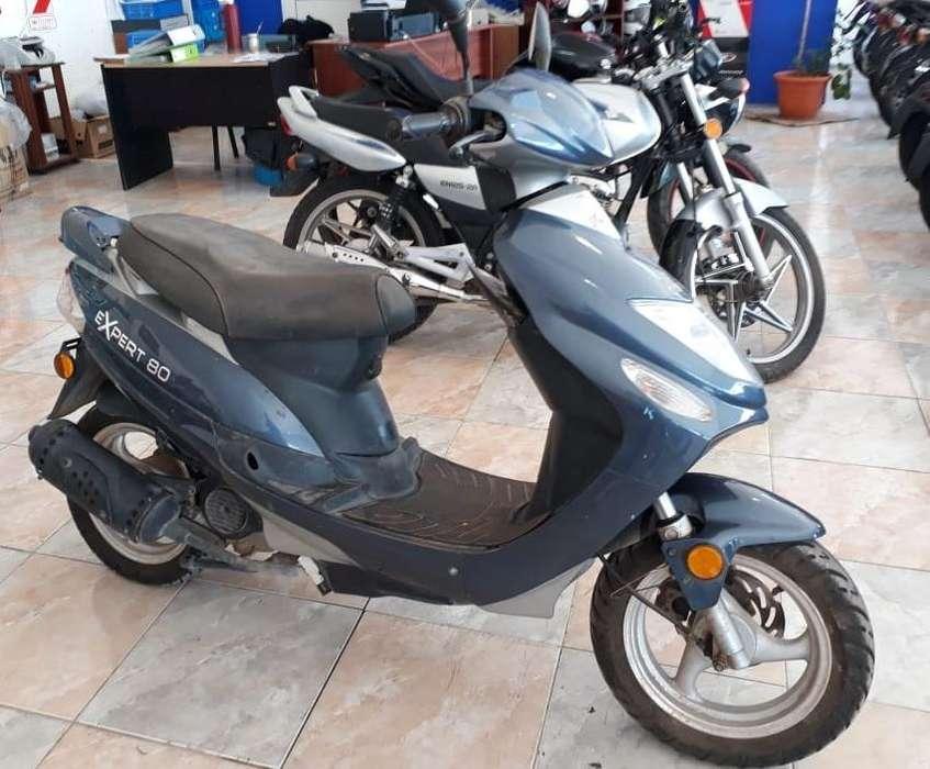 Moto Corven Expert 80 Muñoz Marchesi