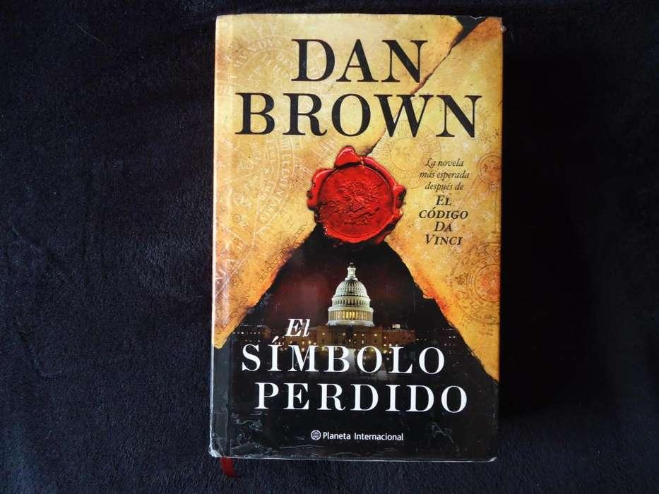 Libro El Símbolo Perdido Autor Dan Brown de El Código Da Vinci Libro Original