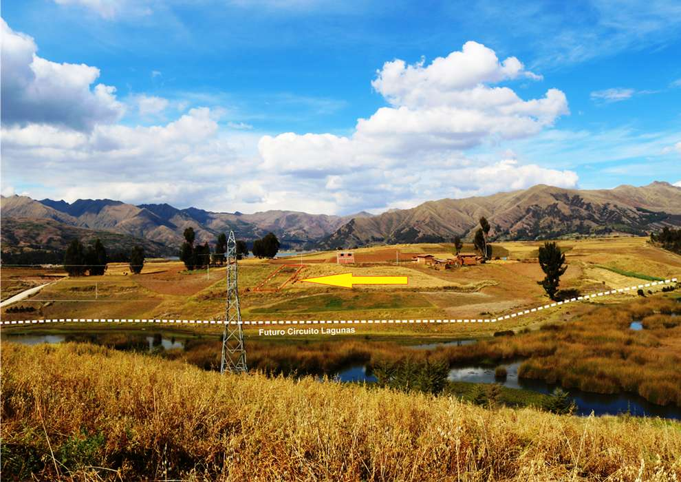 Precioso terreno en Chinchero