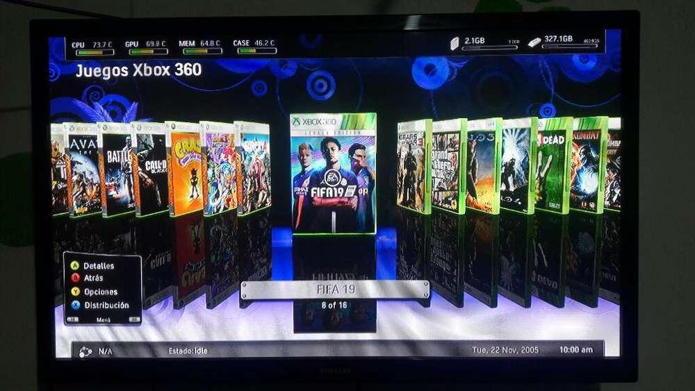 Disco Duro de 500gb Y Diadema D Xbox One