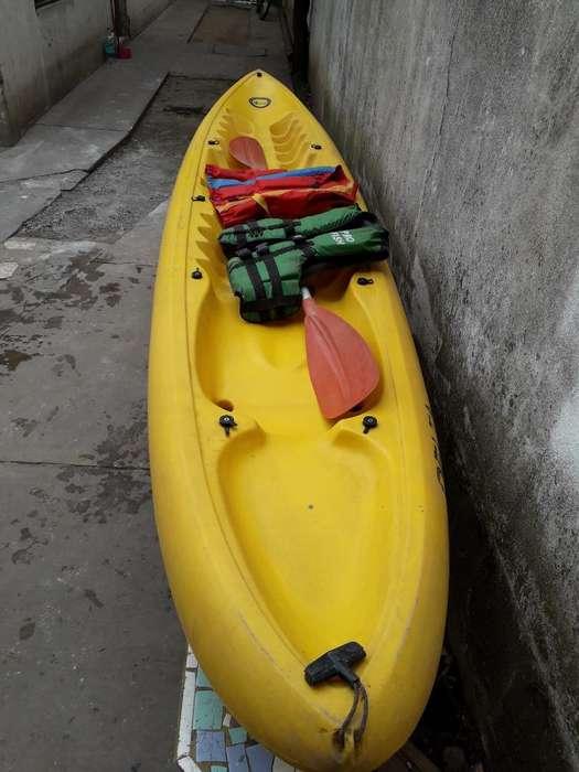 Vendo Kayak Doble
