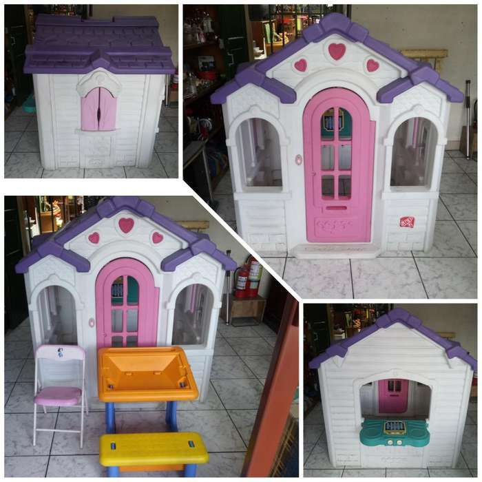 Casa Infantil Americana Step 2