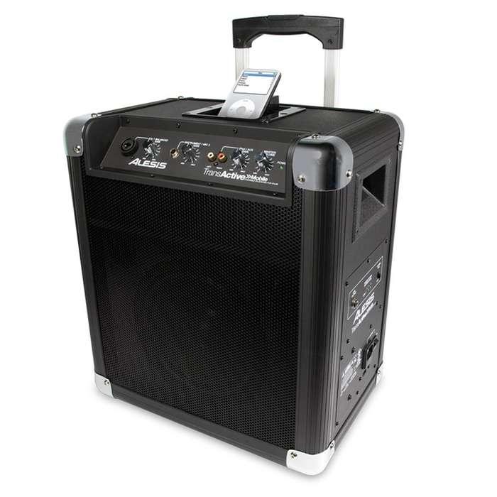 Amplificador Alesis TRANSACTIVE MOBILE ¡Hasta -30% Dto! MusicBoxColombia