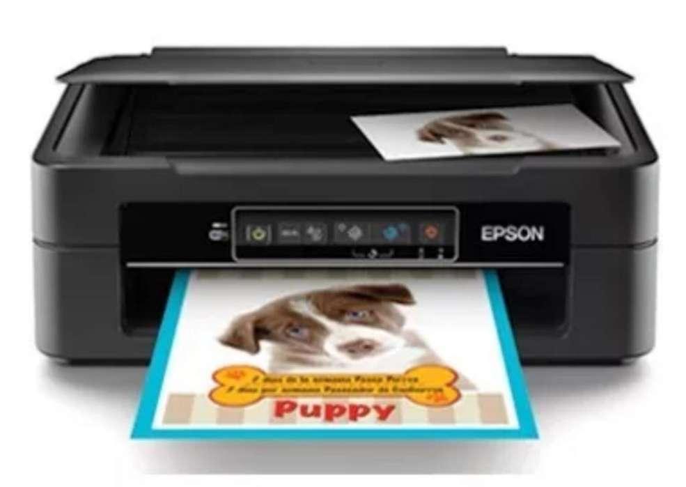 Impresora Usada sin Tinta