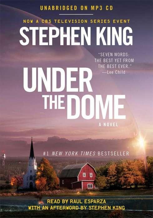 stephen king bajo el domo