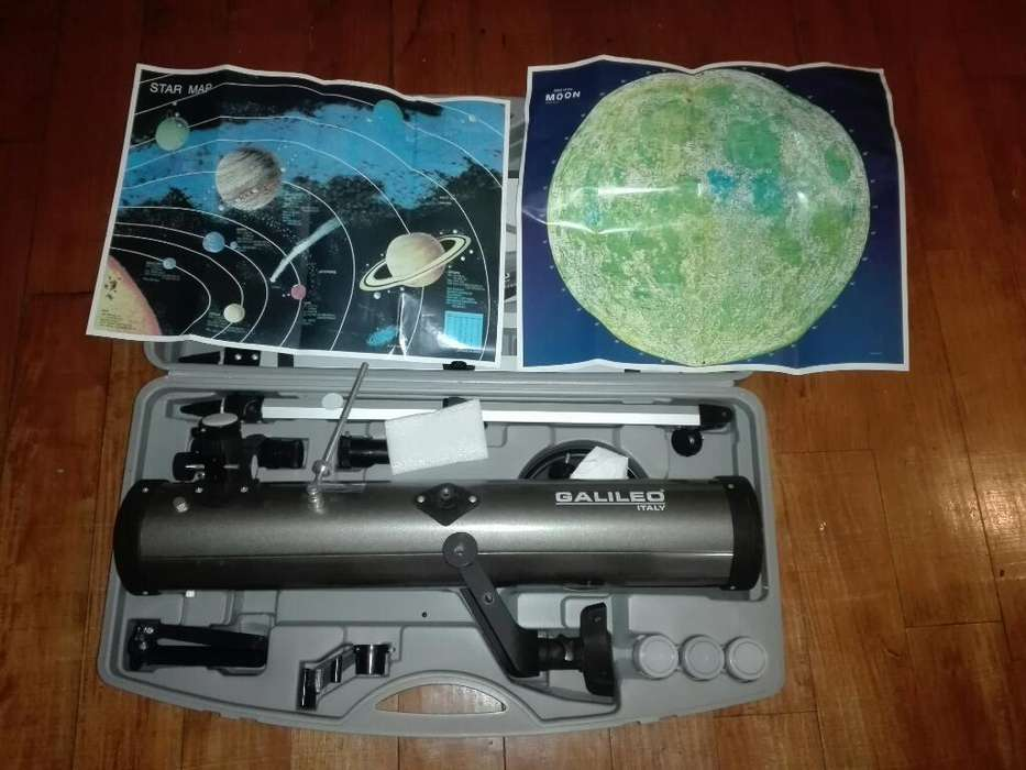 Vendo Telescopio Refractot Galileo Italy