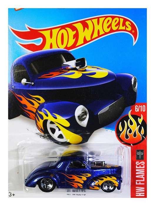 Hot Wheels '41 Willys / 0992786809