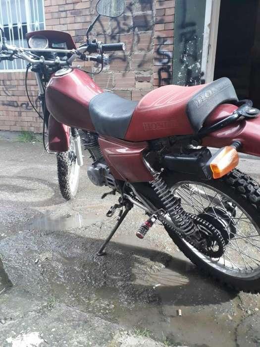 Vendo Honda Xl125 en Duro