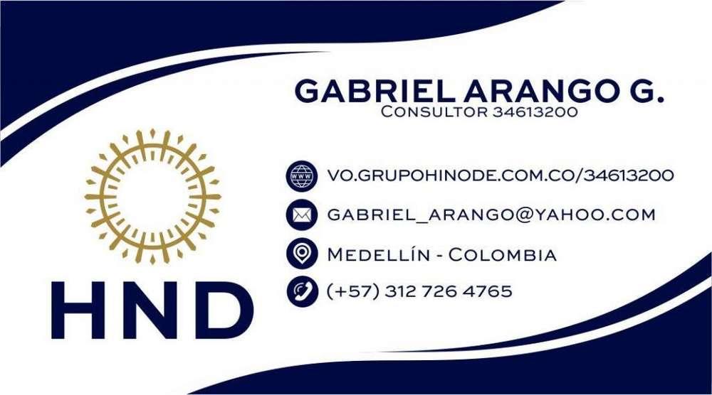 GRUPO HINODE HND Medellín Colombia Registro Pedidos Información, Asesoría, Presentación de negocio, Capacitación
