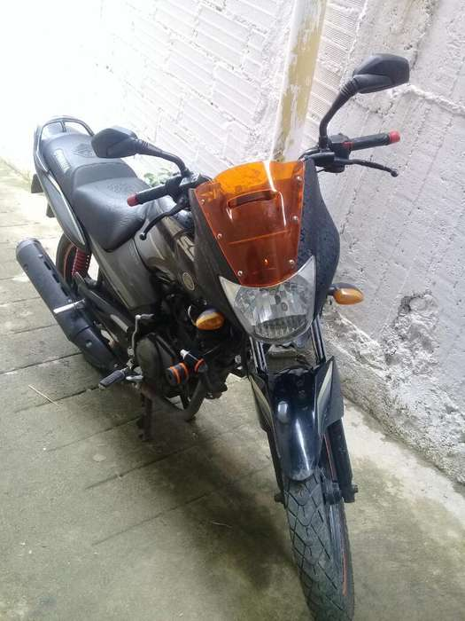 Vendo Ybr 125 Modelo 2012